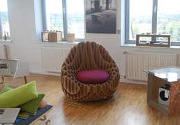 Projekty,  Pomieszczenia biurowe i magazynowe zaprojektowane przez Nordwerk rDesign