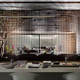 Commercial Spaces by Studio MK27