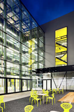 Scholen door NMPB Architekten