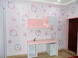 Wall Decals & Wall Stickers:  Artwork by Krishna Equytech