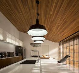 Cucina in stile in stile Moderno di Studio MK27