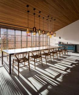 Comedores de estilo moderno por Studio MK27