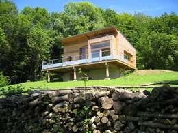 modern Houses by L'établi