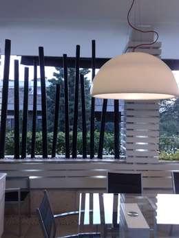 Terrasse de style  par Fabio Valente Studio di architettura e urbanistica