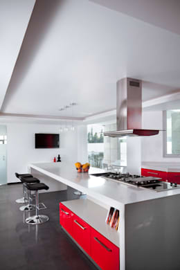 Dapur by Micheas Arquitectos