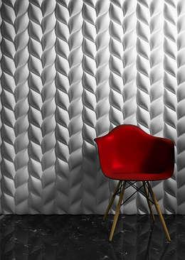 Projekty,  Ściany i podłogi zaprojektowane przez Jacopo Cecchi Designer