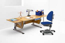 Bureau de style de style Moderne par Ergolife Pte Ltd