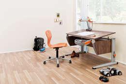 Ergolife Pte Ltd: modern tarz Çalışma Odası