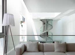 Projekty,  Salon zaprojektowane przez HYLA Architects