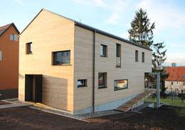 Udo Ziegler | Architekten의  주택
