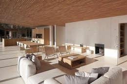 Phòng khách by AABE