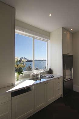 moderne Häuser von Corner-S Architectural Design (Australia)