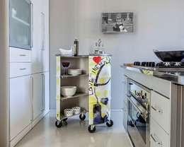 Il carrello da cucina, non solo funzionalità!