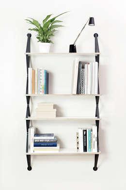 modern Living room by fifti-fifti
