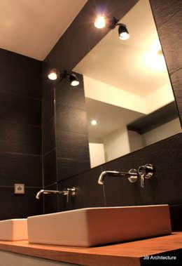 Ванные комнаты в . Автор – 3B Architecture