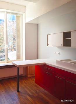 modern Kitchen by 3B Architecture