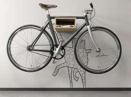 Salon de style de style Moderne par MIKILI – Bicycle Furniture
