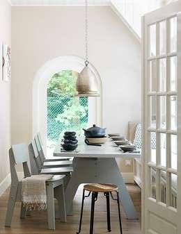 Столовая комната в . Автор – ROOMSERVICE DESIGN GALLERY