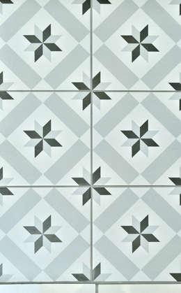 klasieke Badkamer door Target Tiles