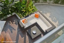 Greenfield Villa Hong Kong:   by Urban Design and Build
