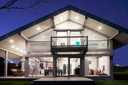 Projekty,  Gospodarstwo domowe zaprojektowane przez Myotte-Duquet Habitat