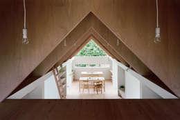 Salle à manger de style de style Minimaliste par ma-style architects