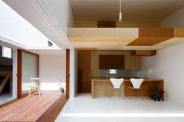 イドコロ: ma-style architectsが手掛けたキッチンです。