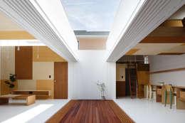 イドコロ: ma-style architectsが手掛けた玄関・廊下・階段です。