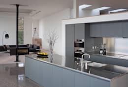 modern Kitchen by JAMIE FALLA ARCHITECTURE