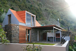 Projekty,  Hotele zaprojektowane przez Mayer & Selders Arquitectura
