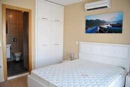 moderne Schlafzimmer von Estateinwest