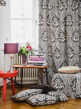 modern Living room تنفيذ amirior GmbH