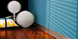 Paredes y pisos de estilo moderno por Profilpas