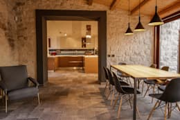 Livings de estilo rural por Viviana Pitrolo architetto
