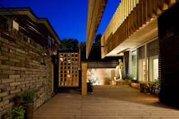 modern Houses by 무회건축연구소