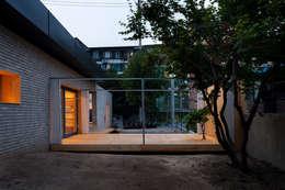 Дома в . Автор – 무회건축연구소