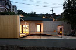 บ้านและที่อยู่อาศัย by 무회건축연구소