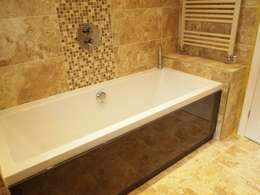 mediterranean Bathroom by homify