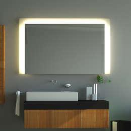 Baños de estilo  por Schreiber Licht-Design-GmbH