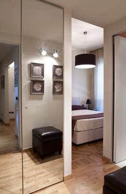 Mini Appartamento: Case in stile in stile Moderno di Studio Architettura e Design Giovanna Azzarello