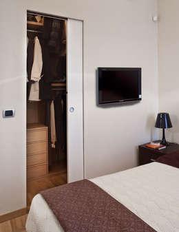 Mini Appartamento : Case in stile in stile Moderno di Studio Architettura e Design Giovanna Azzarello