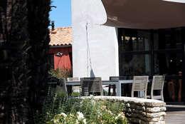 Coin repas: Maisons de style de style Industriel par Alizé Chauvet Architecte - Designer intérieur