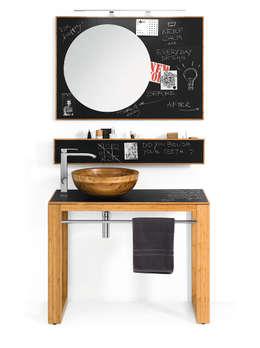 Salle de bain de style de style Moderne par Lineabeta
