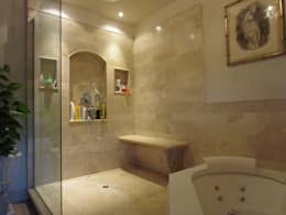 klassische Badezimmer von Garden House Lazzerini