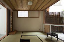 Projekty, nowoczesne Domy zaprojektowane przez TOFU