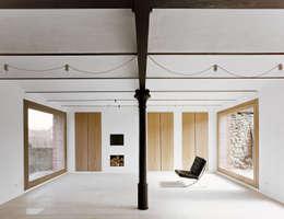 Salle à manger de style de style Minimaliste par JAN RÖSLER ARCHITEKTEN