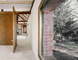 Haus Stein:  Fenster von JAN RÖSLER ARCHITEKTEN