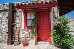 Maisons de style de stile Rural par ARAL TATİLÇİFTLİĞİ