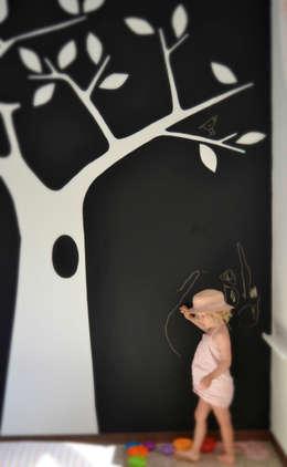 scandinavische Slaapkamer door Loop Landscape & Architecture Design
