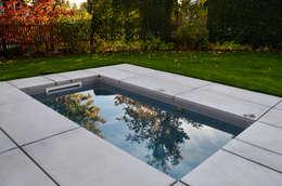 Jardin de style de style Moderne par design@garten